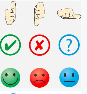 ADHS Rückmeldungen über das Verhalten und Fortschritte